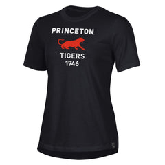 Under Armour Women's Charged Cotton Tiger Tee