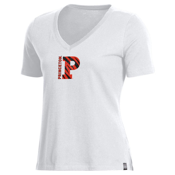 Under Armour Women's Cotton Performance V-Neck Tee