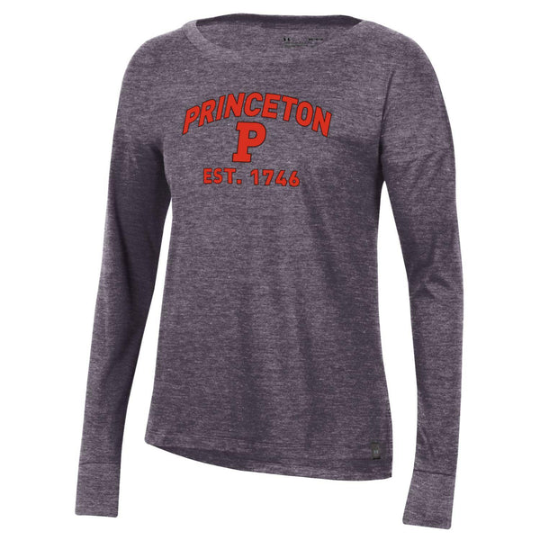 Under Armour Women's Performance Cotton Long Sleeve Tee