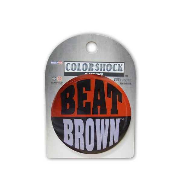 Beat Brown Button