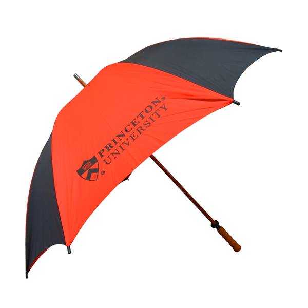 "Princeton 62"" Golf Umbrella (Orange/Black)"