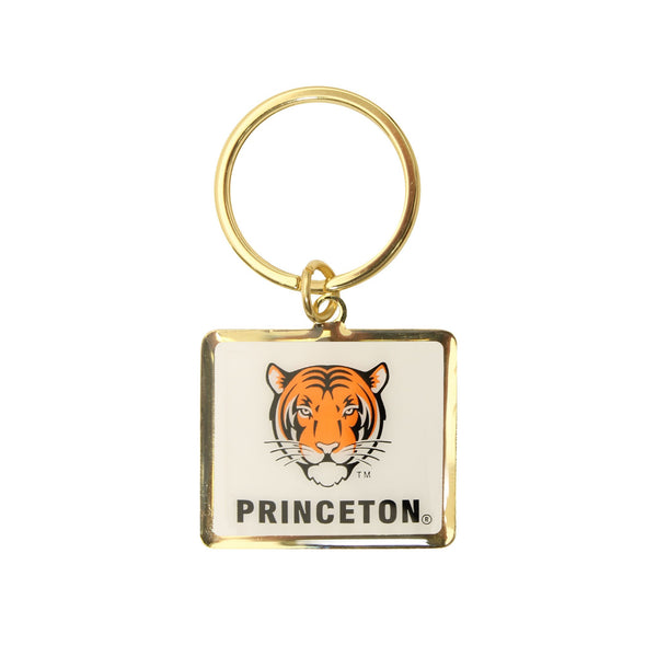 Princeton Athletics Keychain