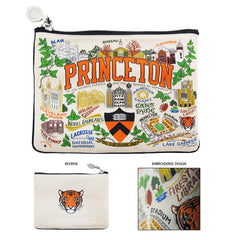Princeton - Zippered Pouch - Catstudio