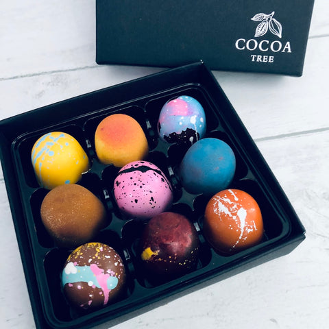 Cocoa Tree Chocolates