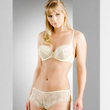 Trellis Lingerie Gift Set - includes 1 Bra and 2 Shorts in a Gift Box (C to F cup)