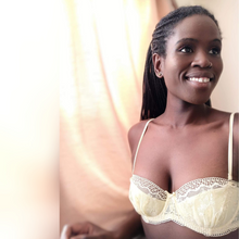 Trellis Strapless Padded Bra (A to DD cup)