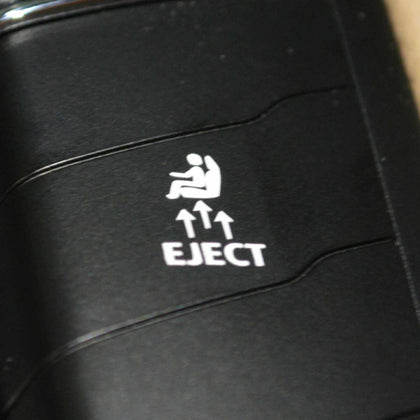 eject button for porsche 911 macan cayman cayenne