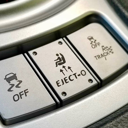 italic ejecto seato button for 86 brz frs gt86