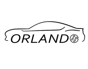 FT86 BRZ GT86 FRS FR-S 86 Vinyl Decal Sticker Bodyline State Florida FL Orlando
