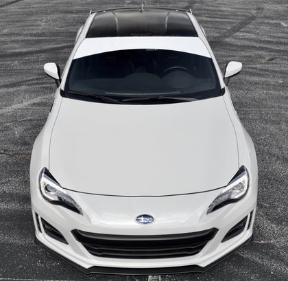 Blank banner background for frs brz gt86 ft86 86