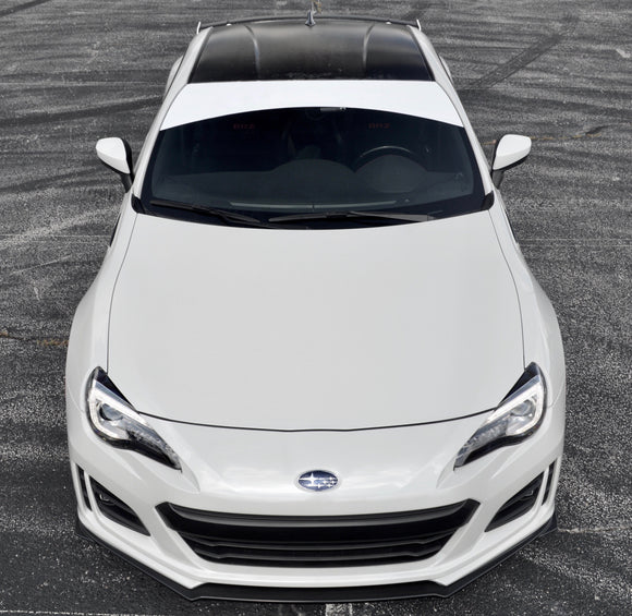 Blank Banner for 86/BRZ/FR-S