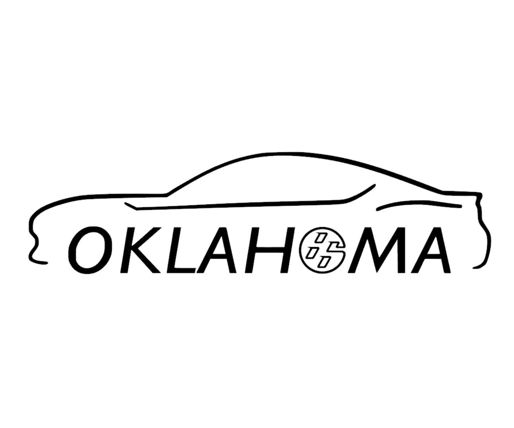 Oklahoma Group Decal