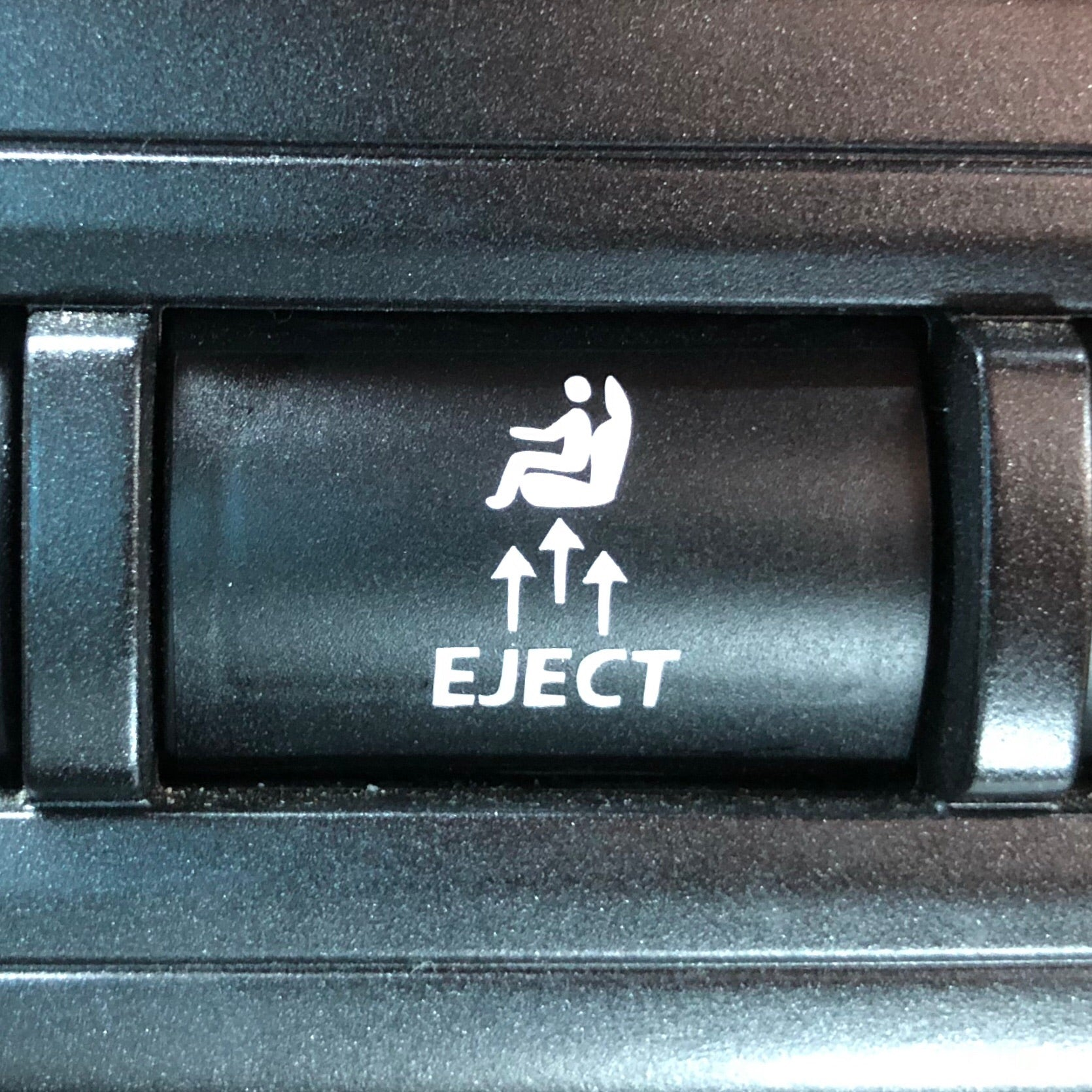 Eject Seat Button for Mustang 2015+