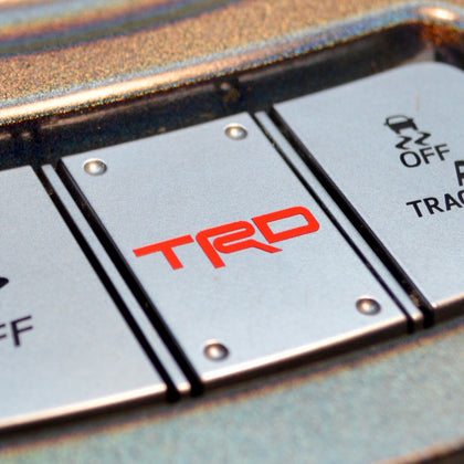 TRD Button
