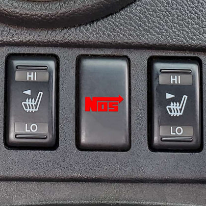 NOS button for infiniti g37