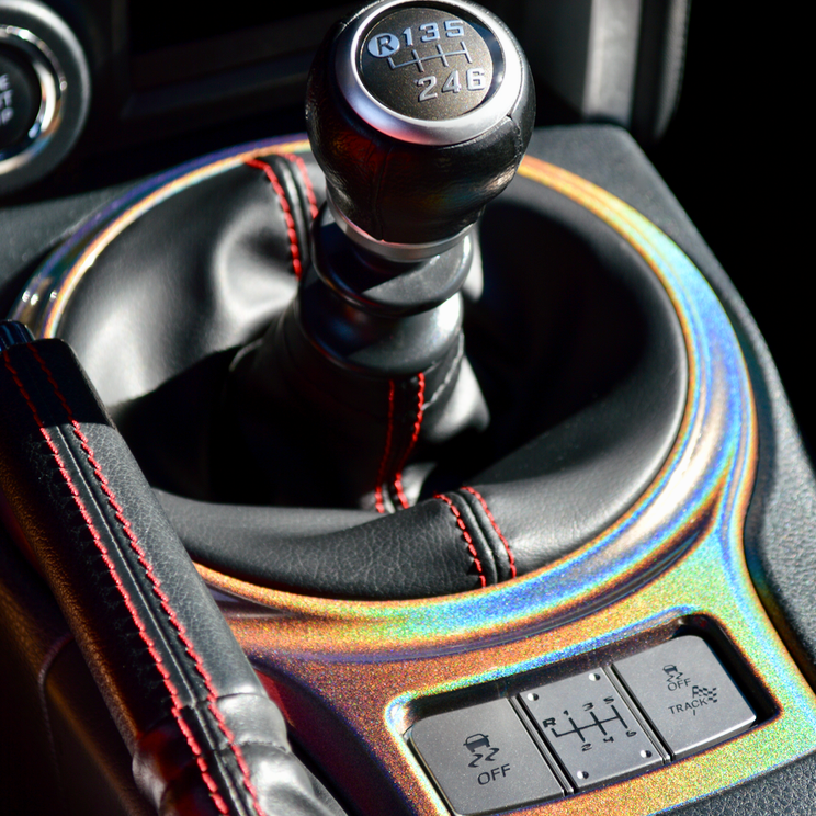 6 Speed Button
