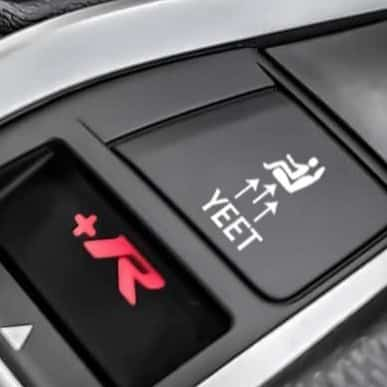 YEET Seat Button for Civic