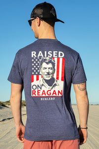 RAISED ON REAGAN
