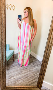 South of the Border Maxi