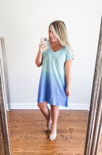 Water Color Wonder Dress