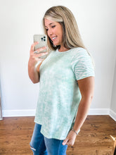Mint to Be Tee