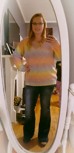 Scoop of Color Sweater