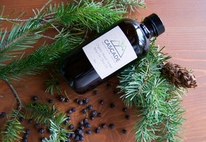 Organic Juniper Berry & Fir Infused Oil