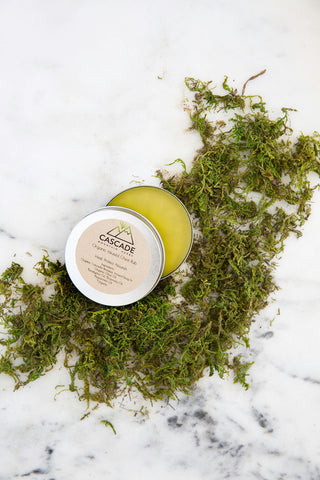 Organic Infused Chest Rub