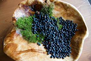 Organic Dried Juniper Berries