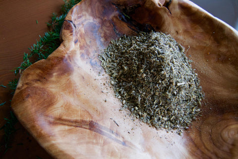 Organic Dried Wormwood