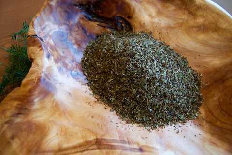 Organic Dried Spearmint Leaf