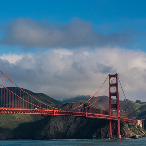 San Francisco & Golden Gate Bridge Tour, California
