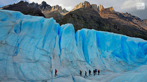 2 days experience at Eco Camp, Torres del Paine, Chile + Ice Walk