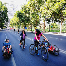 Santiago Cycling, Chile
