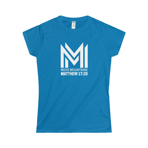 Move Mountains Women's Tee