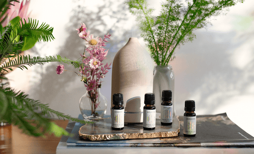 100% ESSENTIAL OIL BLENDS