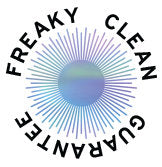 Freaky Clean Guarantee