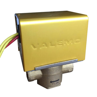 "V2313-A1S Zone Valve, 2-way, 3/4"" Sweat, 24 VAC w/ End Switch"