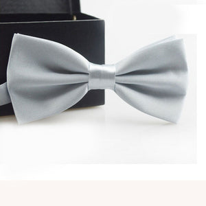 Classic Men's Bow Tie (Assorted Colors)