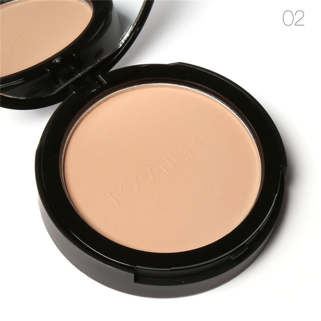 Face Pressed Powder Bronzer/Highlighter