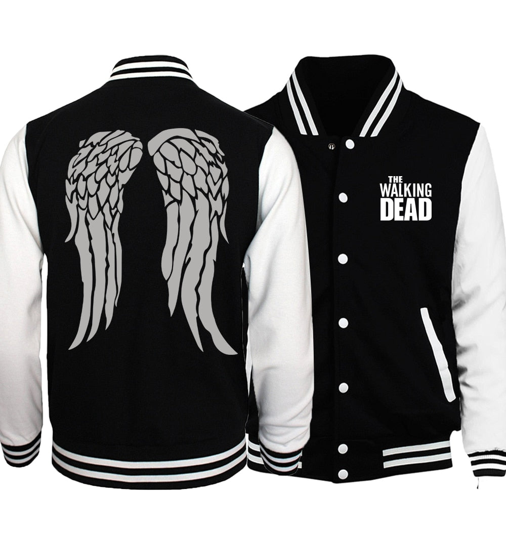 New Arrival The Walking Dead Fashion Men jacket