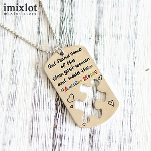 Autism Moms Necklace