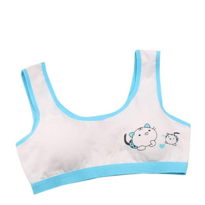 Character Cats Training Bra