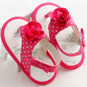 Baby Flower Soft Sole Anti-slip Sandals