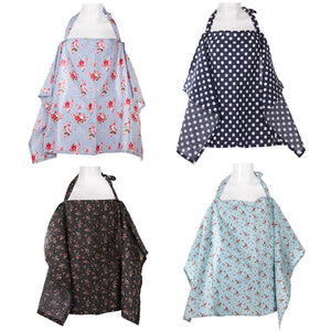 Fashion Print Nursing Covers