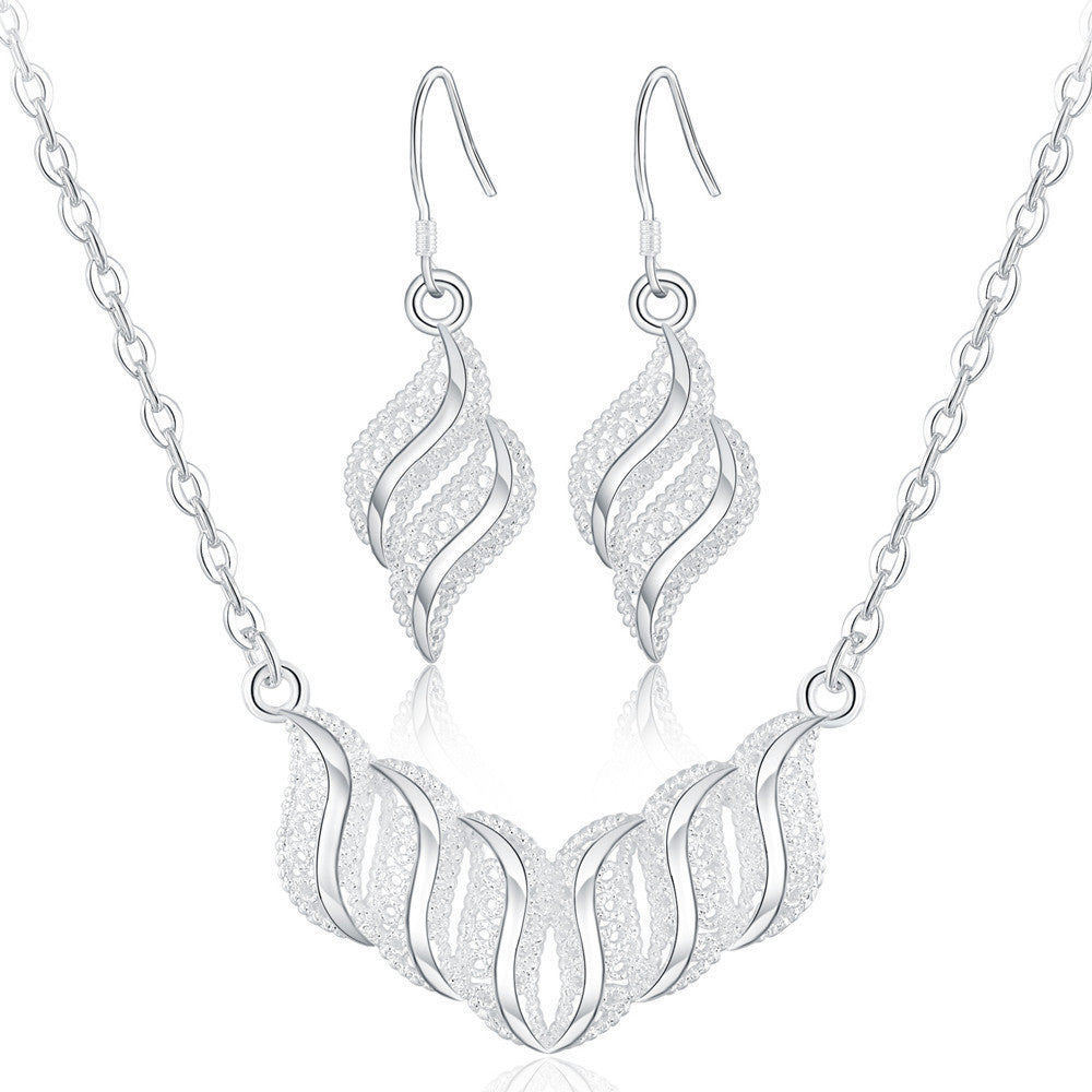 Let's Go Necklace Set