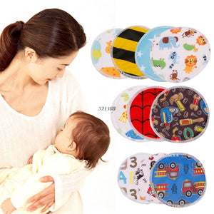 Fun Pattern Reusable Nursing Pads (4pc Set)