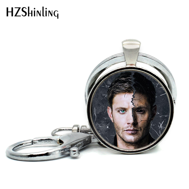 New Arrival Supernatural Dean Pendant Keychains