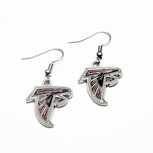 Falcons Earrings (3 Styles Available)