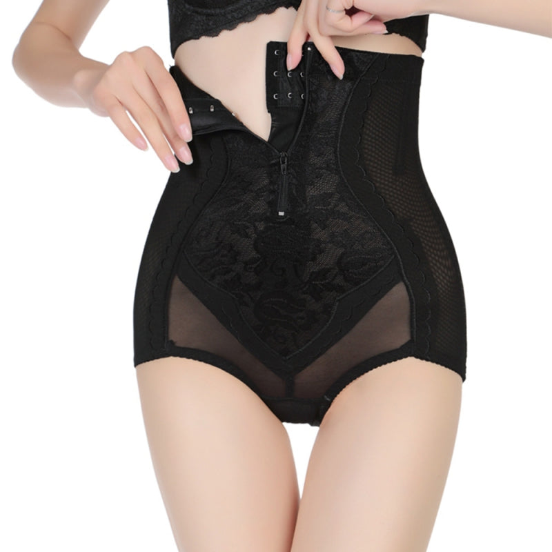 Plus Size High Waist Slimming Control Panties